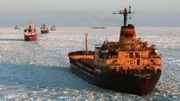 Путин: Россия намерена кратно увеличить грузопоток поСеверному морскому пути