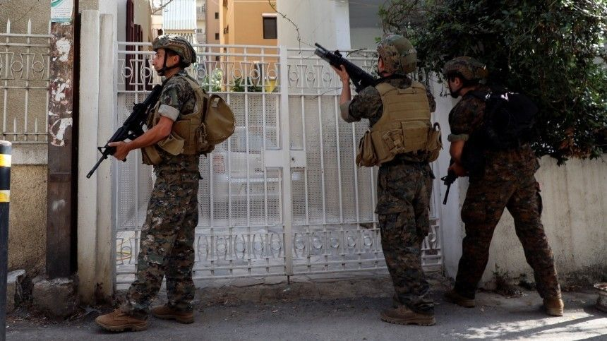 Ливанские протесты обернулись кровопролитием
