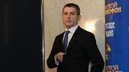 Владимира Маркина проводили впоследний путь залпом салюта почетного караула