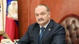 Главой Дагестана стал Сергей Меликов