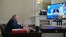 Путин призвал Евразийский экономический союз ксплочению нафоне санкций