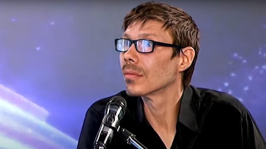 Музыканта «Смысловых галлюцинаций» Бурдина выписали избольницы