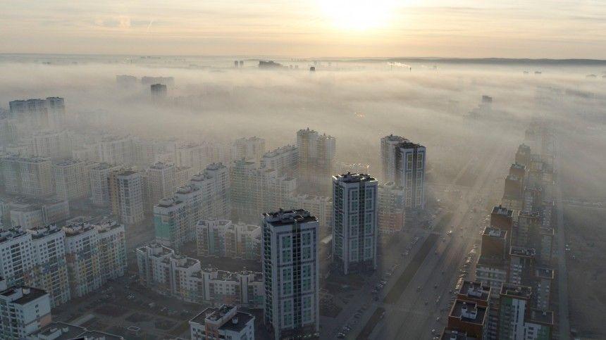 «Черное небо» иядовитый смог грозят экологической катастрофой Уралу иСибири