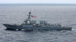 Минобороны РФвызвало военного атташе США после инцидента вЯпонском море