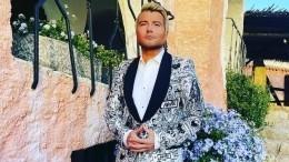 Танцуют все: Николай Басков отметил 45-летний юбилей