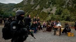 Последнее предупреждение Косово: Ситуация награнице Сербии снова обострилась