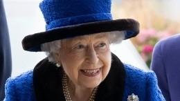 Королева Елизавета II едва недовела своего повара досердечного приступа