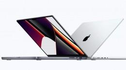 Пользователи сети высмеяли «челку» уновых MacBook