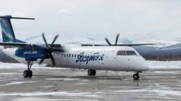 Летевший наЧукотку самолет свахтовиками вынужденно сел вЯкутии