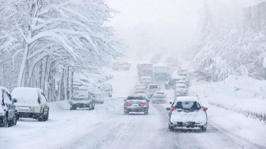 Осторожно, гололед! Первые заморозки ударили поцентральным регионам России