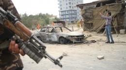 Названы предварительные версии взрыва встолице Афганистана