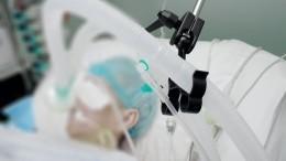 Минобороны передало 240 тонн сжиженного кислорода больницам врегионах