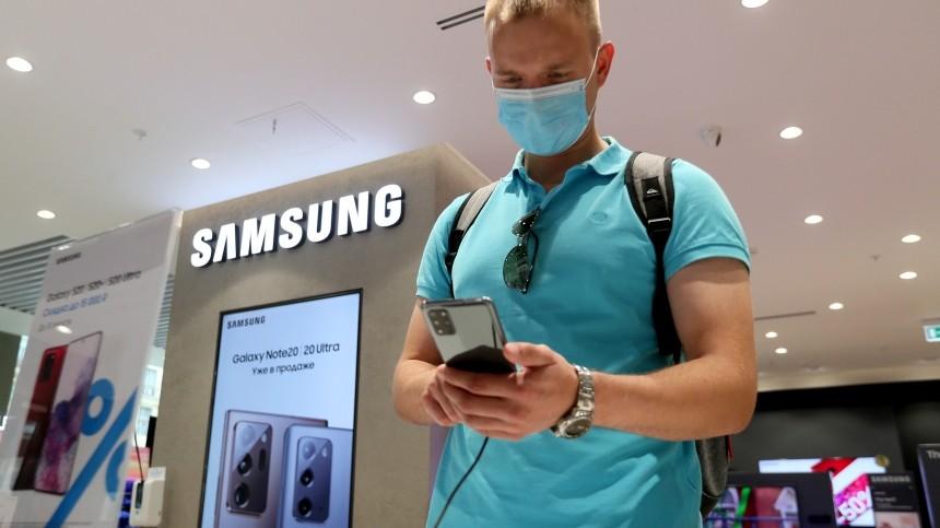 Wylsacom назвал четыре способа, как Samsung вновь продавать свои смартфоны вРоссии