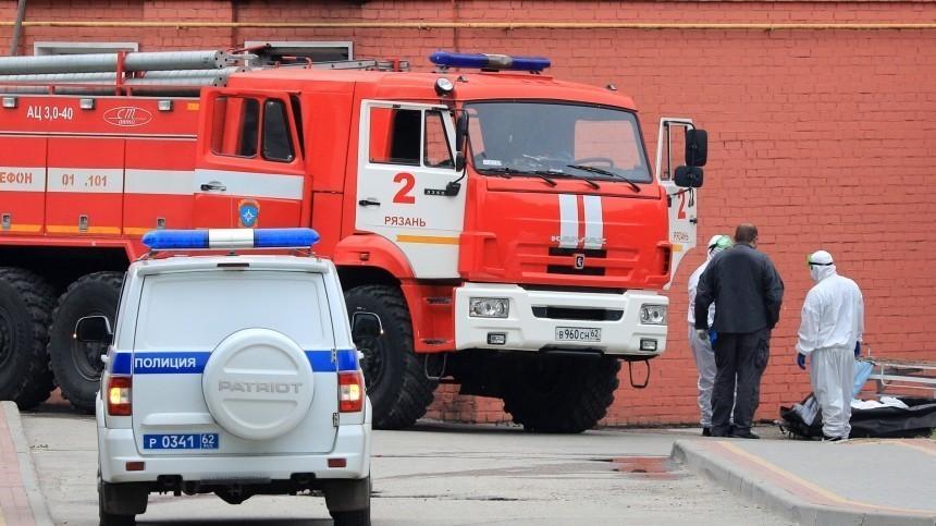 Число погибших при взрыве назаводе под Рязанью увеличилось досеми человек