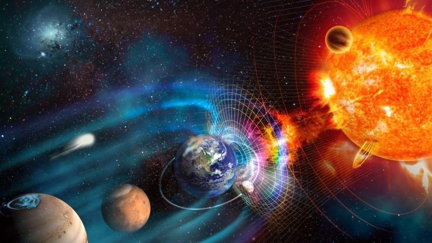 Берегитесь, гипертоники! Магнитная буря красного уровня накроет Землю вконце октября