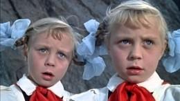 Мистика отражения: «кривые зеркала» карьеры сыгравших Олю иЯло сестер Юкиных