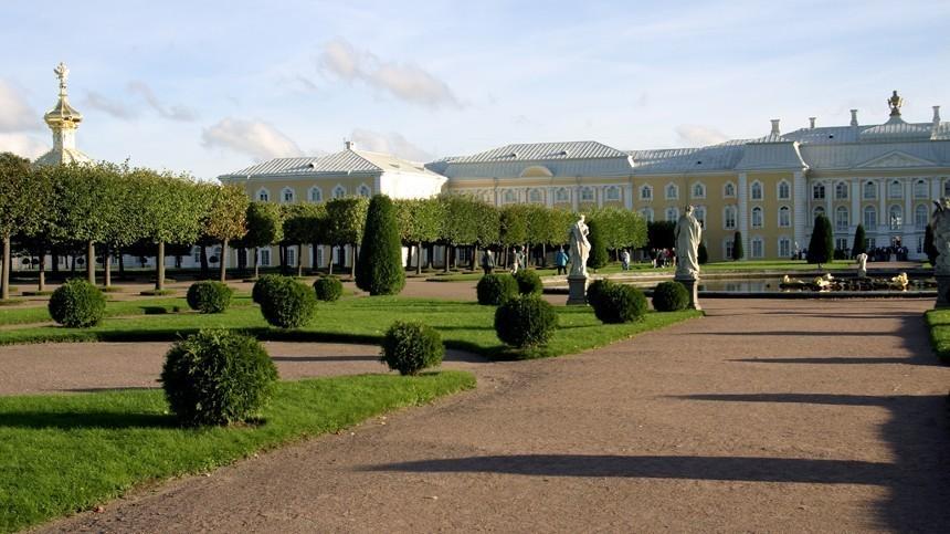 Прогулки поПетербургу. Исторические сады, часть3
