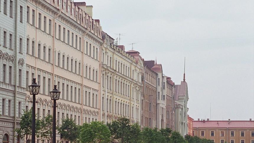 Прогулки поПетербургу. Садовая улица, часть1